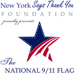 New York Foundation: National 9/11 Flag