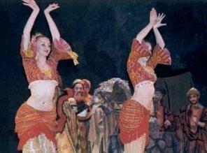 Moorish Girl Dance